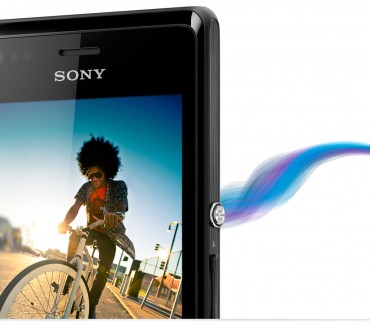 Les photos officielles du Xperia M
